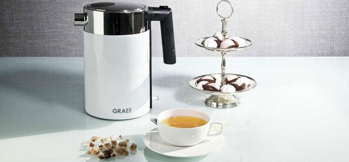 Il bollitore elettrico: quando il tè è subito pronto
